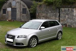 Audi a3 2.0l tdi s-line  de segunda mano