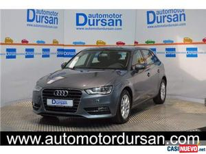 Audi a3 a3 1.6 tdi sportback navegación sensores de pa '14
