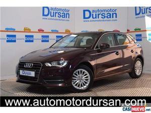 Audi a3 a3 2.0 tdi sportback navegación volante multi '14 -