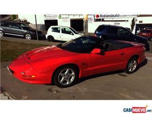 Pontiac firebird cabriolet '97 de segunda mano