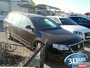 Volkswagen passat variant 2.0tdi 110cv bluemotion de segunda