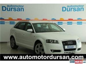 Audi a3 a3 sportback 3.2 quattro s tronic navegación '07 -