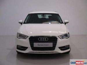 Audi a3 sportback 1.6tdi ambiente '13 de segunda mano