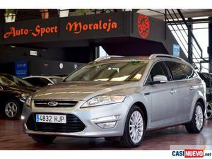 Ford mondeo sportbreak 2.0tdci 140cv titan de segunda mano