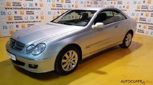 Mercedes-Benz Benz Clase Clk Clase 220 Cdi Elegance