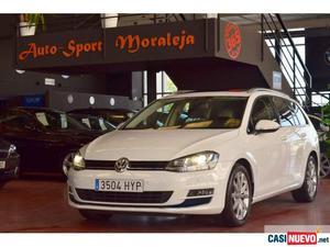 Volkswagen golf variant volkswagen golf variant 1.6 td de