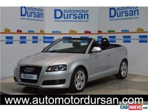 Audi a3 a3 2.0tdi cabrio xenon asientos deportivos '10 -