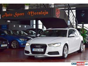 Audi a6 avant 3.0bitdi quattro tiptronic 230 de segunda mano