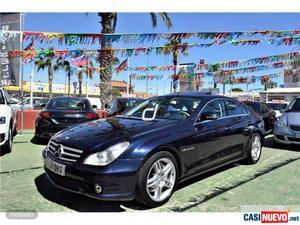 Mercedes clase cls v8 kompressor clase w219 de  con