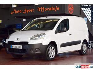 Peugeot partner furgon 1.6 hdi confort l1 orig de segunda