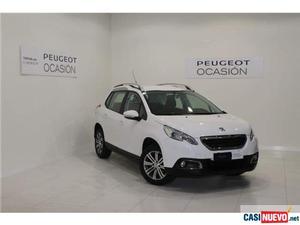 Peugeot  puretech 82 active 82 5p '15 de segunda