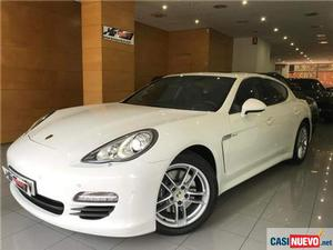 Porsche panamera diesel aut. '12 de segunda mano
