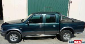 Ford ranger xlt de segunda mano