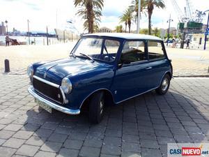Mini clasico segunda mano cozot coches for Mini de segunda mano en sevilla