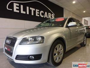 Audi a3 sportback 1.9 tdi ambiente, 105cv, 5p del  de