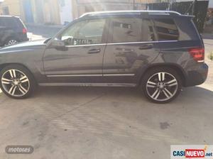 Mercedes clase glk 200 cdi de  con  km por