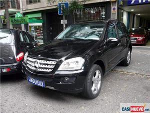 Mercedes ml 320 cdi muy equipado '06 de segunda mano
