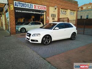Audi a3 s line tdi 143cv 6v '11