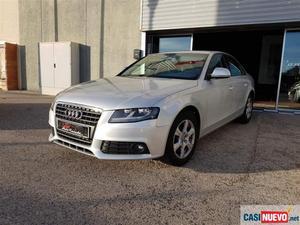 Audi a4 2.0 tdi 140cv, 140cv, 4p del