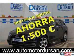 Audi a4 a4 2.0tdi avant xenón navegación multitronic '13 -