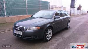 Audi a4 a4 avant sline cv de  con  km por