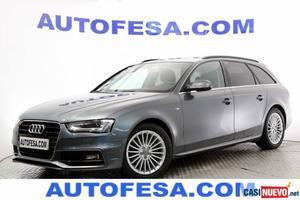 Audi a4 avant 2.0 tdi sline 136cv 5p