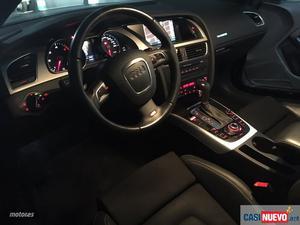 Audi a5 coupe, 2.7 tdi 190cv paquete sline de  con