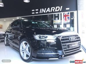 Audi a6 audi a6 avant 2.0 tdi s-tronic 190 cv s-line edition
