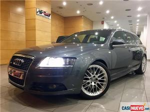 Audi a6 avant 3.0tdi quattro tiptronic dpf '05