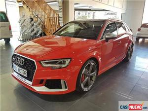 Audi rs3 sportback 2.5tfsi 400cv quattro s-tronic '17