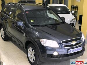Chevrolet captiva 2.0 vcdi 16v lt 7 plazas, 150cv, 5p del