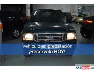 Ford ranger ranger 2.5tdi 4xkm doble cabina carry -