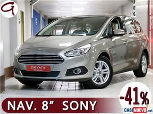 Ford s-max 2.0tdci 150cv titanium powershift '16