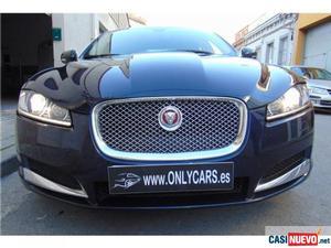 Jaguar xf 2.2 diesel premium luxury aut. navi camara '14