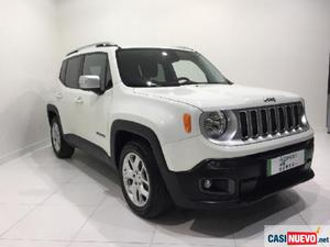 Jeep renegade 1.6 mjet limited fwd p '15