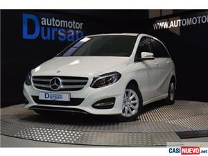 Mercedes b 180 b180 cdi km faros led volante multi -