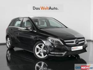 Mercedes-benz b 180 cdi be 7g-dct 80kw (109c