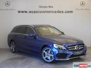 Mercedes clase c estate 220d '18