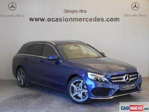 Mercedes clase c estate 220d '18
