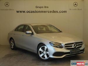 Mercedes clase e 350d aut. '17