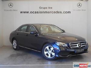 Mercedes clase e clase 220 d '16