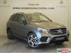 Mercedes clase gle clase suv mercedes-amg 43 4matic '16