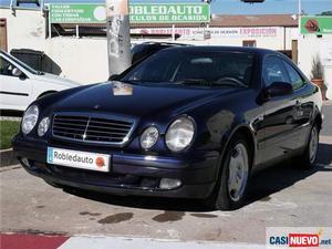 Mercedes clk 230 kompressor elegance '97