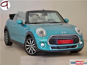 Mini cooper d cabrio mini '16