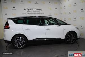 Renault scenic scenic grand zen dci 81kw (110cv) de  con