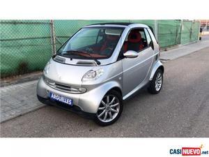 Smart fortwo cabrio passion '06
