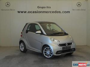 Smart fortwo coupé 52 mhd passion aut. '13