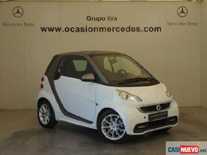 Smart fortwo coupé 52 mhd passion aut. '14