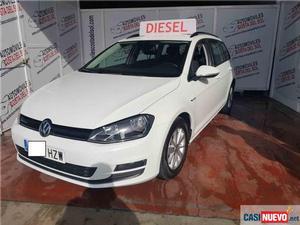 Volkswagen golf variant 1.6 tdi cr bmt advance (gps) 110 cv