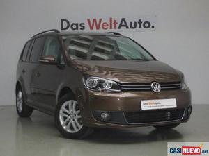 Volkswagen touran touran 1.6tdi advance dsg 105